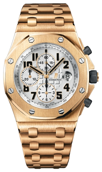 Wrist watch Audemars Piguet 26170OR.OO.1000OR.01 for Men - picture, photo, image