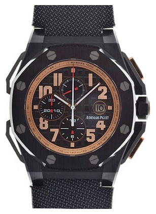 Wrist watch Audemars Piguet 26378IO.OO.A001KE.01 for Men - picture, photo, image