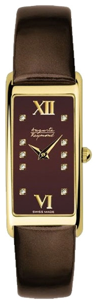 Wrist watch Auguste Reymond 418900.868D for women - picture, photo, image