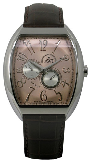 Wrist watch AWI AW 644A B for Men - picture, photo, image