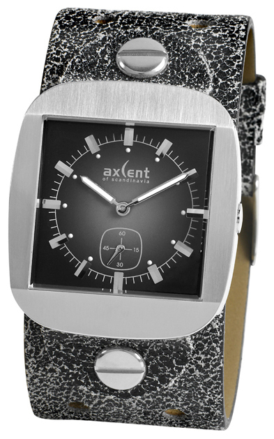 Wrist unisex watch Axcent X10001-047 - picture, photo, image