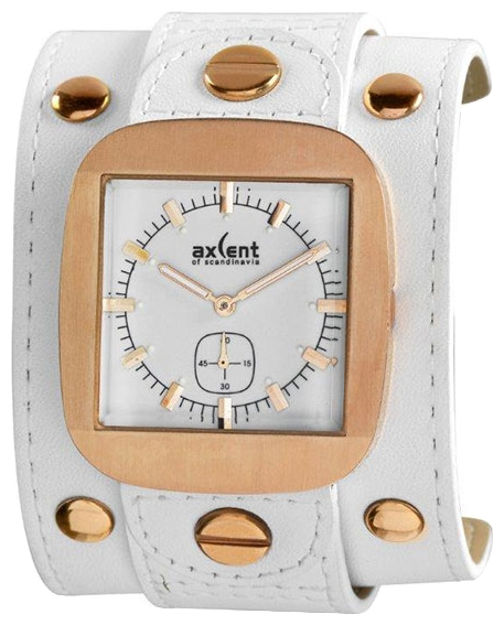 Wrist unisex watch Axcent X1001R-131 - picture, photo, image