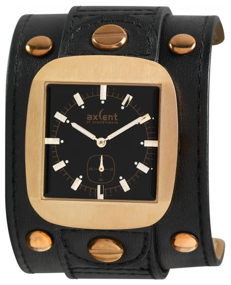 Wrist unisex watch Axcent X1001R-237 - picture, photo, image