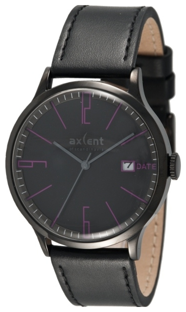 Wrist unisex watch Axcent X1102B-237 - picture, photo, image