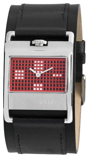 Wrist unisex watch Axcent X13042-867 - picture, photo, image