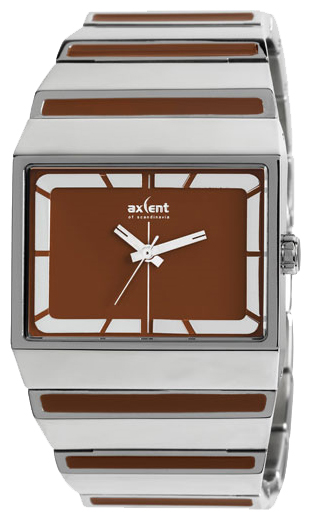 Wrist unisex watch Axcent X56363-818 - picture, photo, image