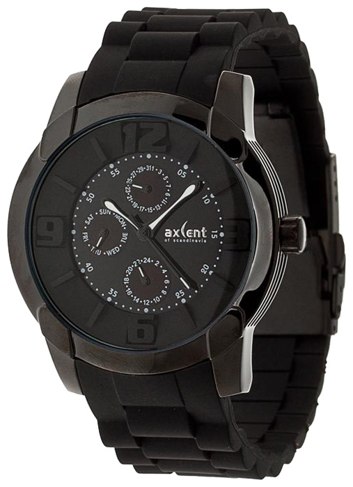 Wrist unisex watch Axcent X6200B-267 - picture, photo, image