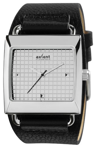 Wrist unisex watch Axcent X80202-647 - picture, photo, image