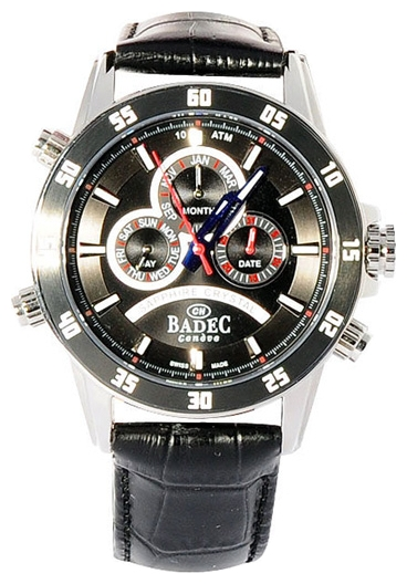 Wrist watch Badec 42005.532 for Men - picture, photo, image