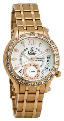 Wrist watch Badec 51007.74 for women - picture, photo, image