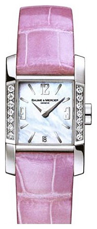 Wrist watch Baume & Mercier M0A08667 for women - picture, photo, image