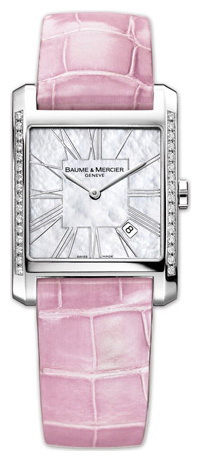 Wrist watch Baume & Mercier M0A08743 for women - picture, photo, image