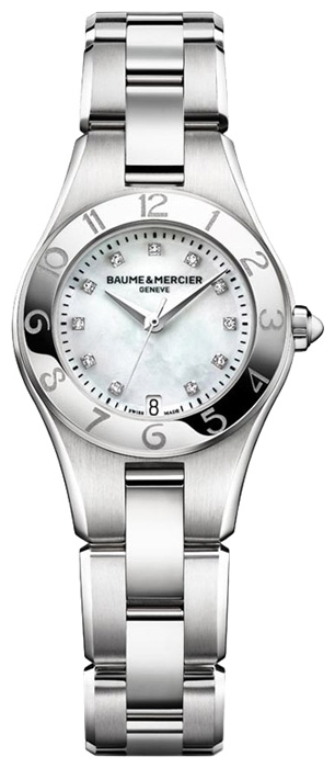 Wrist watch Baume & Mercier M0A10011 for women - picture, photo, image