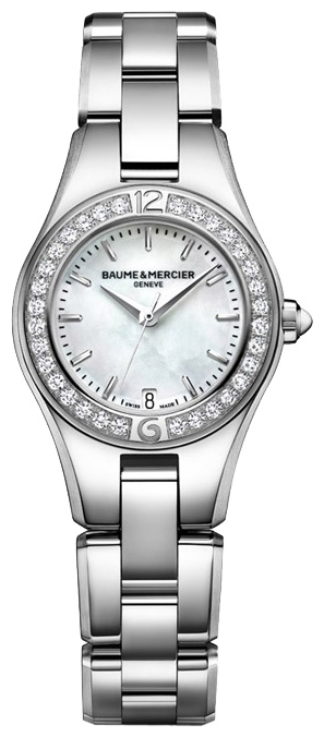 Wrist watch Baume & Mercier M0A10013 for women - picture, photo, image