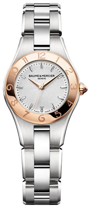 Wrist watch Baume & Mercier M0A10014 for women - picture, photo, image