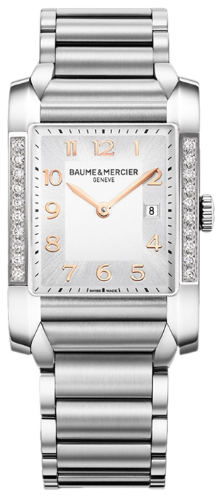 Wrist watch Baume & Mercier M0A10023 for women - picture, photo, image