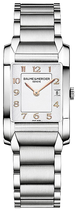 Wrist watch Baume & Mercier M0A10049 for women - picture, photo, image