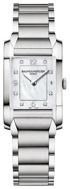 Wrist watch Baume & Mercier M0A10050 for women - picture, photo, image