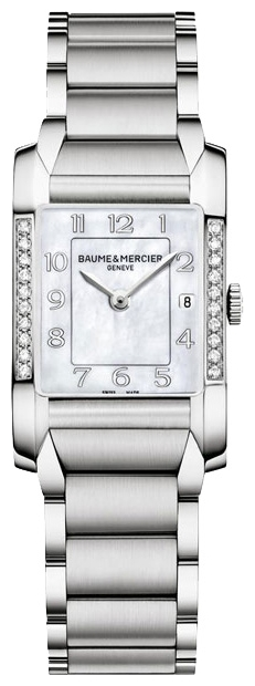 Wrist watch Baume & Mercier M0A10051 for women - picture, photo, image