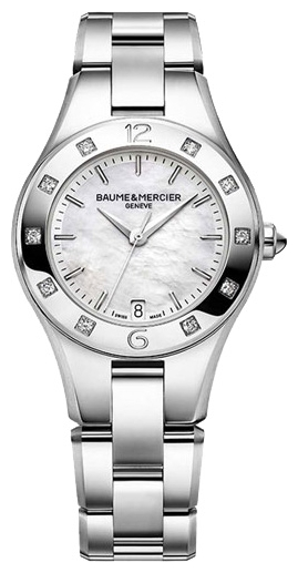 Wrist watch Baume & Mercier M0A10071 for women - picture, photo, image