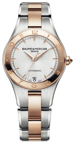 Wrist watch Baume & Mercier M0A10073 for women - picture, photo, image