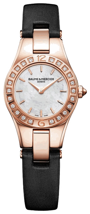 Wrist watch Baume & Mercier M0A10091 for women - picture, photo, image