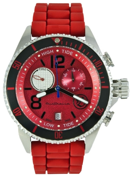 Wrist unisex watch Bausele Surf Red Earth - picture, photo, image
