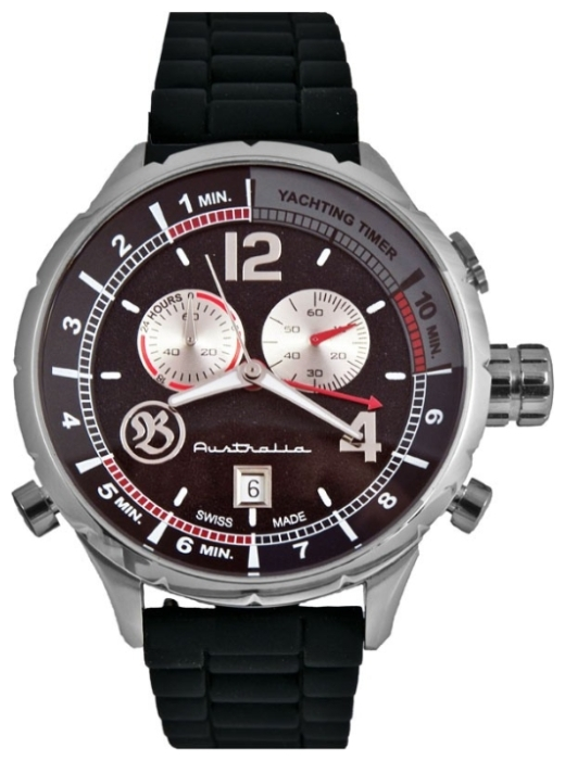 Wrist watch Bausele Yachting Coal for Men - picture, photo, image