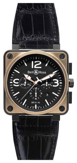 Wrist watch Bell & Ross BR 01-94 for Men - picture, photo, image