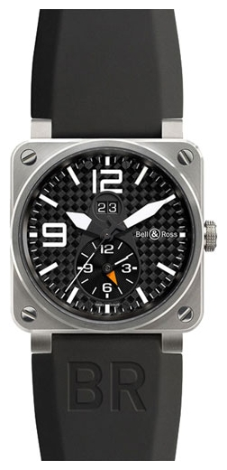 Wrist watch Bell & Ross BR 03-51 GMT for Men - picture, photo, image