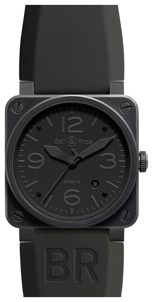 Wrist watch Bell & Ross BR 03-92 PHANTOM for Men - picture, photo, image