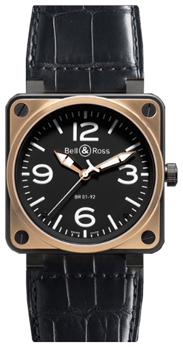 Wrist watch Bell & Ross BR0192-BICOLOR for Men - picture, photo, image