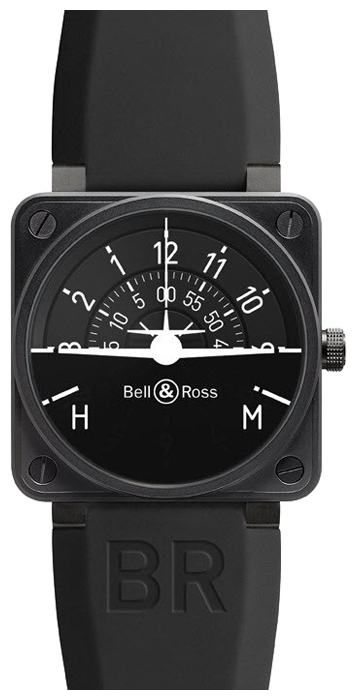 Wrist watch Bell & Ross BR0192-TURNCOOR for Men - picture, photo, image
