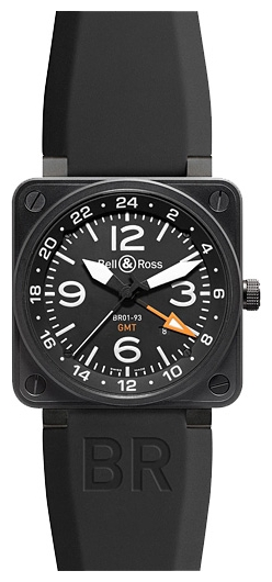 Wrist watch Bell & Ross BR0193-GMT for Men - picture, photo, image