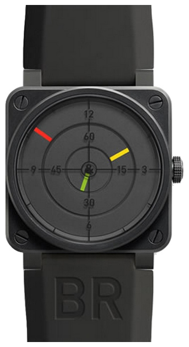 Wrist watch Bell & Ross BR0392-RADAR for Men - picture, photo, image