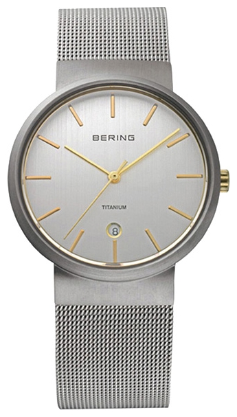 Wrist unisex watch Bering 11036-004 - picture, photo, image