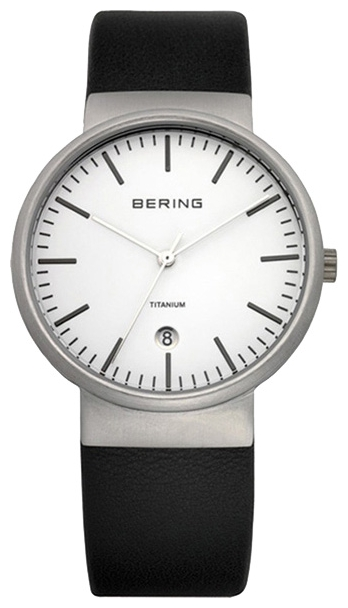 Wrist unisex watch Bering 11036-404 - picture, photo, image