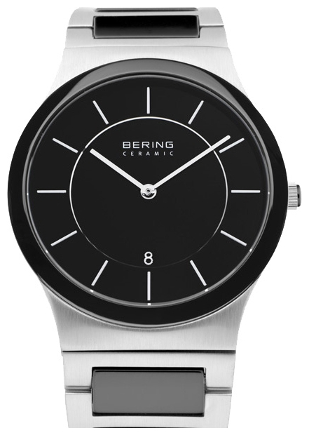 Wrist unisex watch Bering 32239-747 - picture, photo, image