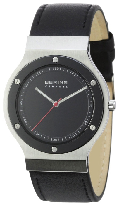 Wrist unisex watch Bering 32538-448 - picture, photo, image