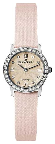 Wrist watch Blancpain 0062-192RO-52 for women - picture, photo, image