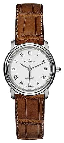 Wrist watch Blancpain 0096-1127-55 for women - picture, photo, image