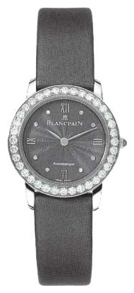 Wrist watch Blancpain 0096-192AN-52 for women - picture, photo, image