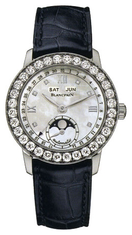 Wrist watch Blancpain 2360-1991A-55 for women - picture, photo, image