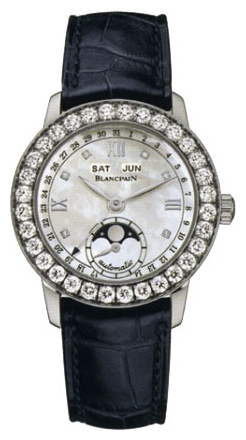 Wrist watch Blancpain 2360-1991A-55B for women - picture, photo, image