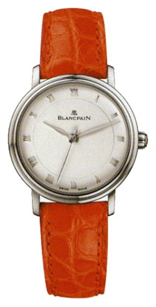 Wrist watch Blancpain 6102-1127-95 for women - picture, photo, image