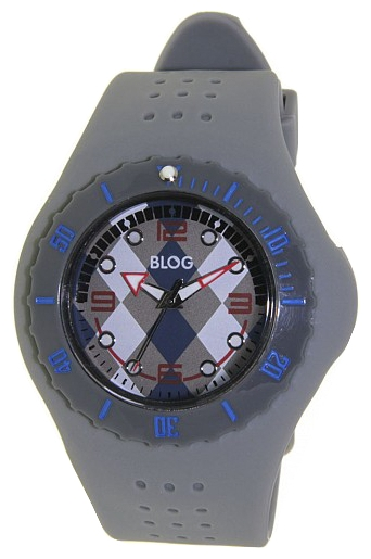 Wrist unisex watch BLOG 078-21GREY - picture, photo, image