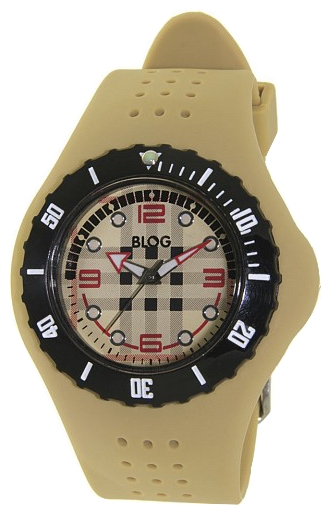 Wrist unisex watch BLOG 078-22K - picture, photo, image