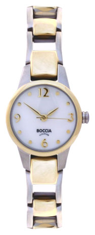Wrist watch Boccia 3100-03 for women - picture, photo, image