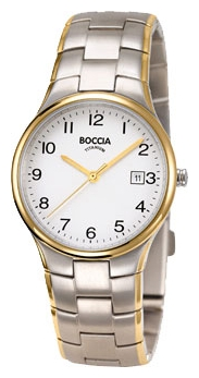 Wrist watch Boccia 3122-11 for women - picture, photo, image