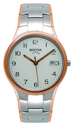 Wrist watch Boccia 3122-12 for women - picture, photo, image